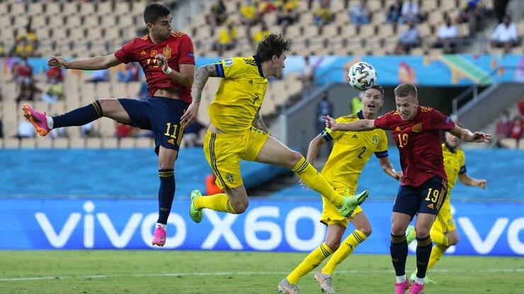 Spain held goalless by Swedish armada